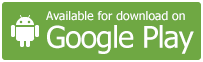 The Google Play Store logo.