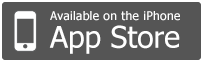 The iPhone App Store logo.