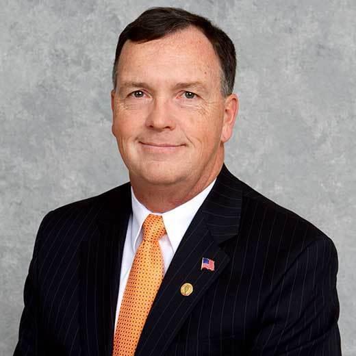 A profile image of Gary Wood.