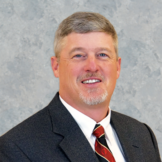 A profile image of Dr. Brian Bates.